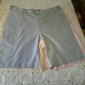 Brooks Brothers oxford shorts